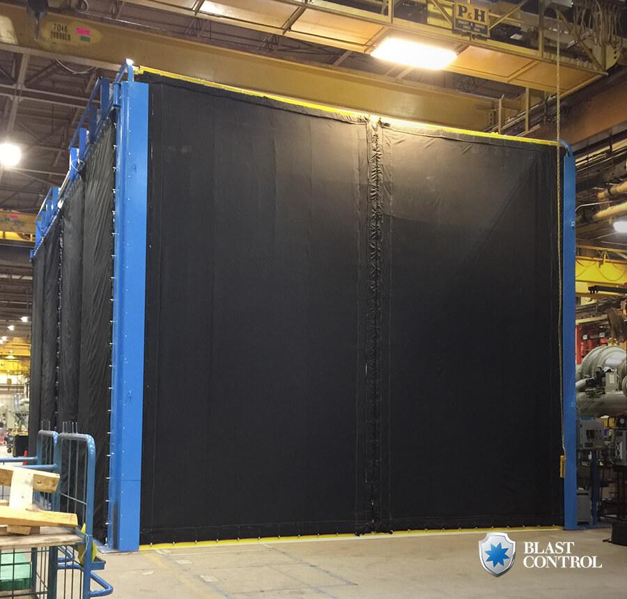 Pressure Test Enclosure