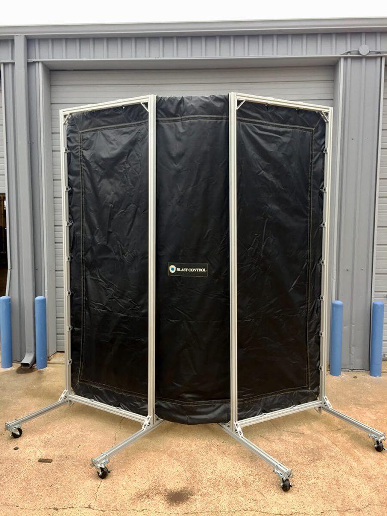Blast Control PFX Barrier