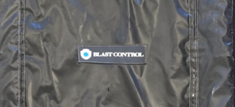 Blast Control FR Vinyl Cover