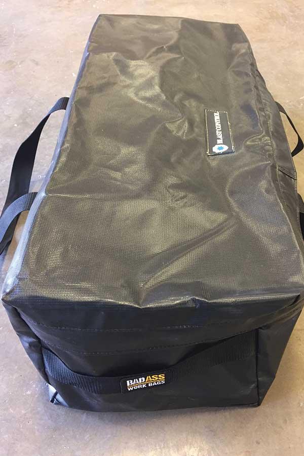 Blast Cotrol Storage Bag Side View